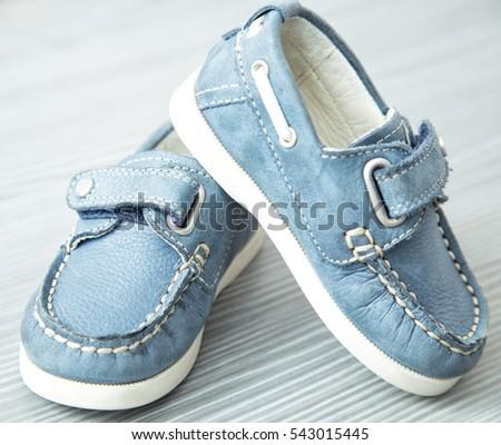 Children's moccasins.