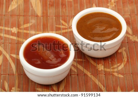 Chili, Curry Sauce