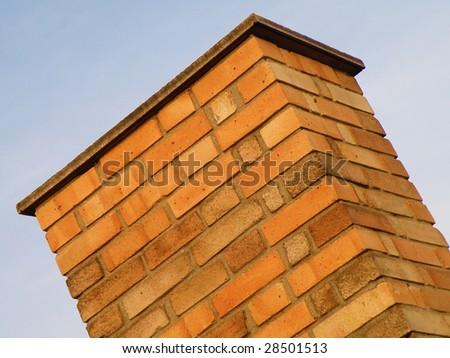 Chimney - stock photo