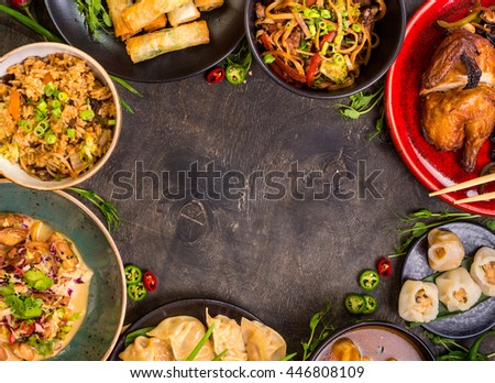 chinese food background - photo #41