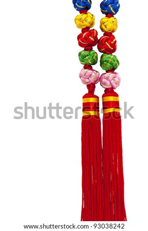 Chinese good luck symbols, Chinese knot