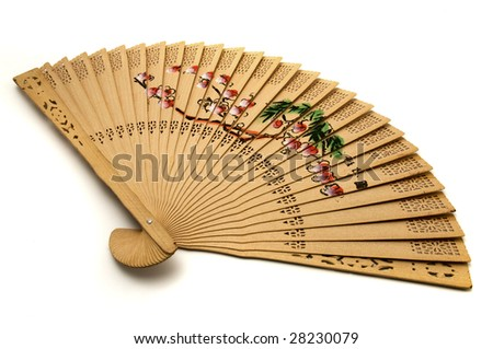 Old Fashioned Hand Held Fans