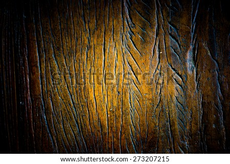 Chinese Old Door,in shanghai china. - stock photo