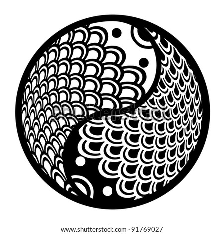 Yin Yang Fish Stock Images, Royalty-Free Images & Vectors ...