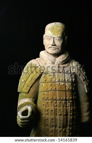 Chinese Terracotta Warrior Statue