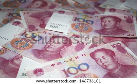 Chinese Yuan Money