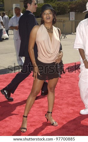 CHINKY at the 9th Annual Soul Train Lady of Soul Awards in Pasadena, CA. Aug 23, 2003  Paul Smith / Featureflash