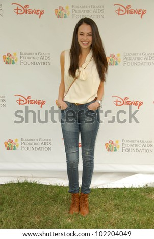 Chloe Bridges at the 2010 A Time For Heroes Celebrity Picnic, Wadsworth Theater, Los Angeles, CA. 06-13-10