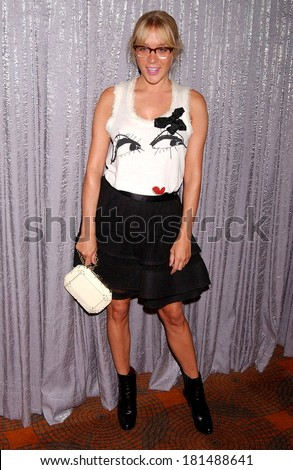 Chloe Sevigny at FIT Couture Council Luncheon Honoring Alber Elbaz Of Lanvin, The Rainbow Room, New York, NY, September 10, 2007