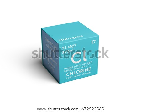 Chlorine stock images royalty free images vectors shutterstock chemical element of mendeleevs periodic table chlorine in square urtaz Gallery