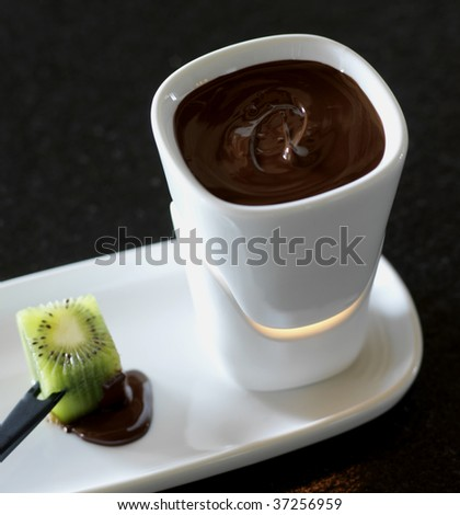 chocolat - stock photo