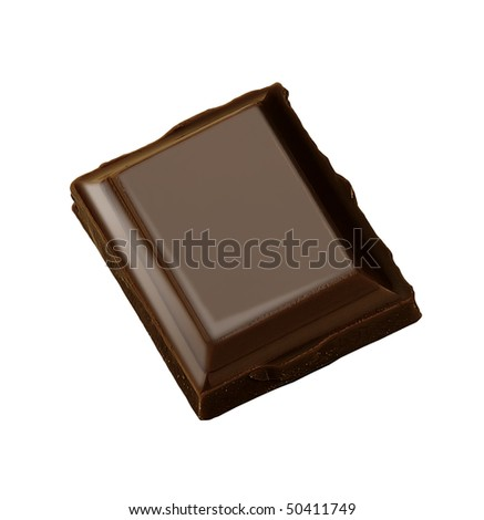 Chocolate bar - stock photo