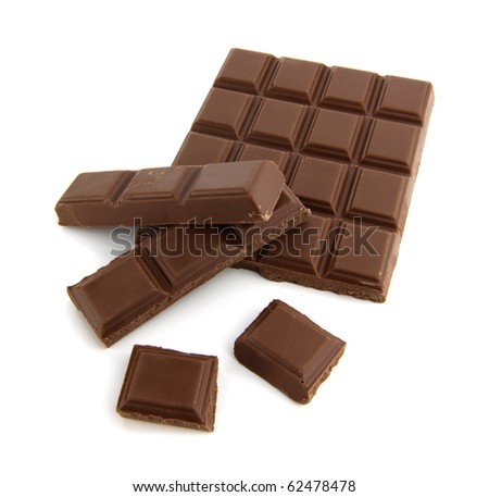Chocolate Bar Pieces