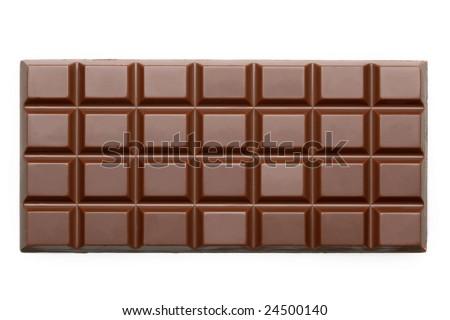 chocolate bars - stock photo