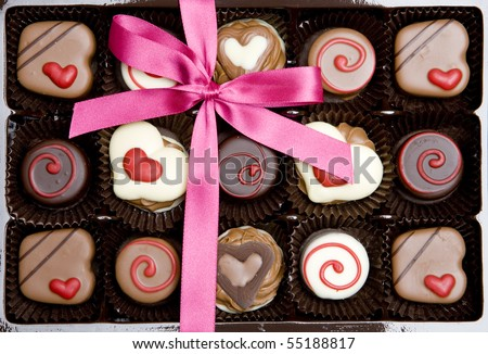 Heart Chocolate Box Stock Images, Royalty-Free Images & Vectors ...