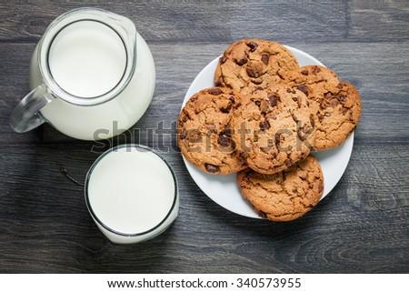 Рецепт молочных коржиков из детства с фото