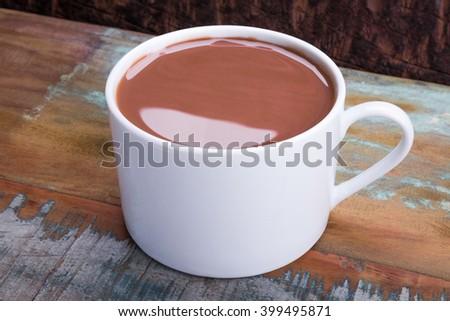 Chocolate Milk / Chocolate Milk / Chocolate Milk - stock photo