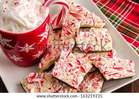 Christmas Candy Bark
