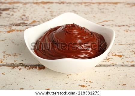Chocolate Spread - stock photo