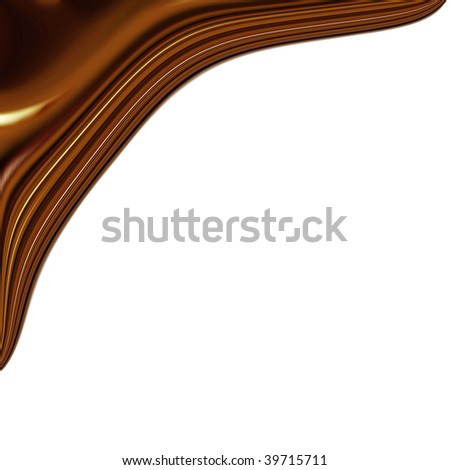 Chocolate Wave Corner