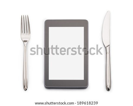 Choose your meal - stock photo