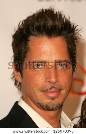 Chris Cornell at the Make-A-Wish Wish Night 2006 Awards Gala, Beverly Hills Hotel, Beverly Hills, California. November 17, 2006.