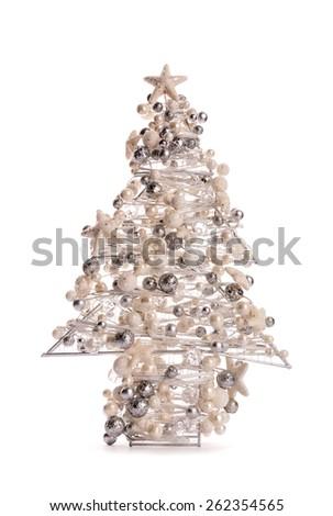 Chrismas tree - stock photo