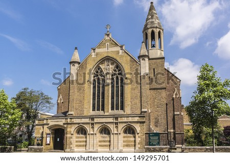 Christ Church in Chelsea, London