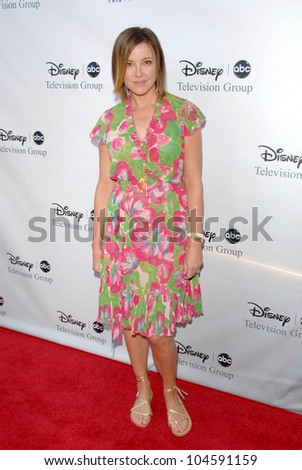 Christa Miller at the 2009 Disney-ABC Television Group Summer Press Tour. Langham Resort, Pasadena, CA. 08-08-09