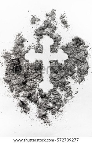 Ash Wednesday Cross Symbol Gallery Free Symbol And Sign Meaning