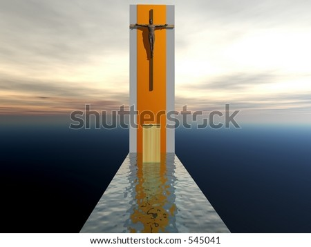 Christianity - stock photo