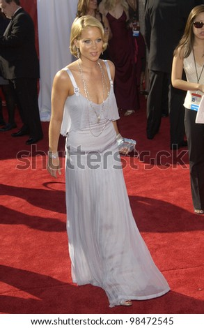 CHRISTINA APPLEGATE at the 55th Annual Primetime Emmy Awards in Los Angeles. Sept 21, 2003  Paul Smith / Featureflash