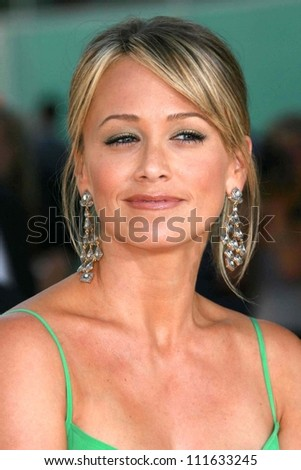 "Christine Taylor at the Los Angeles premiere of ""License To Wed"". Cinerama Dome, Hollywood, CA. 06-25-07"