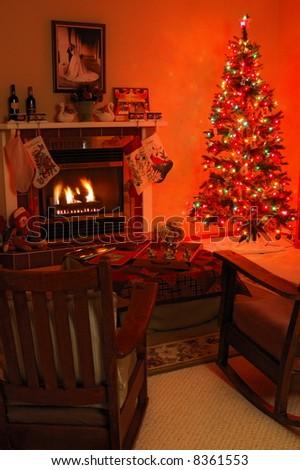 Christmas - stock photo