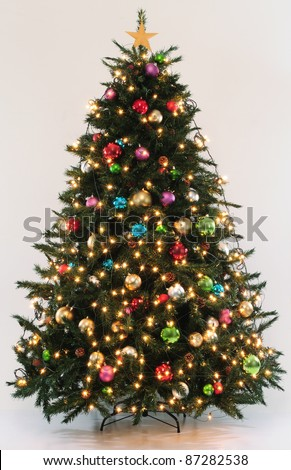 Christmas. - stock photo