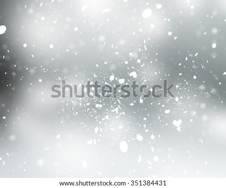 Christmas abctract background  - stock photo