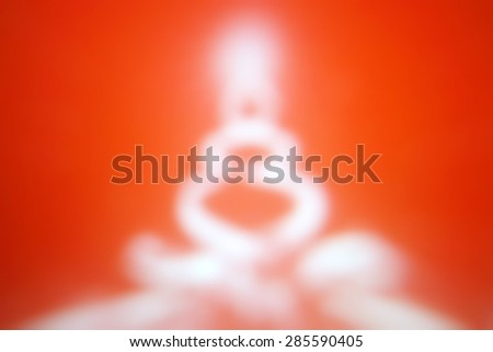 Christmas abstract background, soft blur art