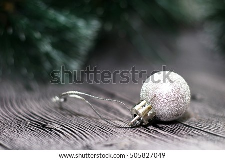 Christmas abstract, Christmas and New Year Decoration