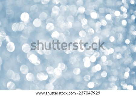 Christmas background and bokeh for the beautiful holiday season and happiness of human bening - stock photo