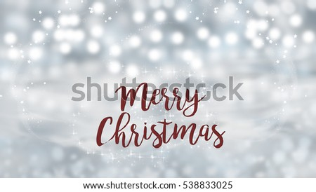 christmas background and happy new year season