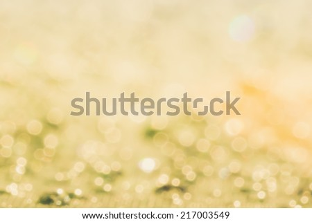 CHRISTMAS BACKGROUND, LIGHTS - stock photo
