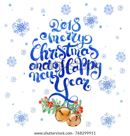 christmas background hand lettering christmas card stock