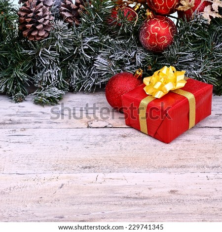 Christmas backgrounds - stock photo