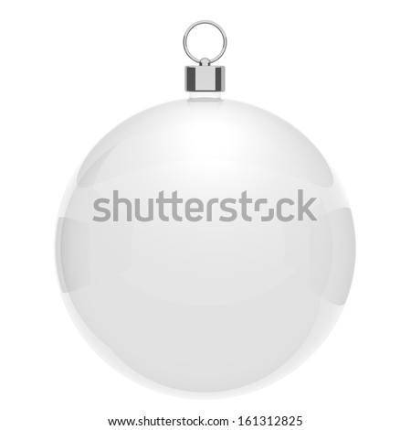 Christmas bauble for your design. - stock photo
