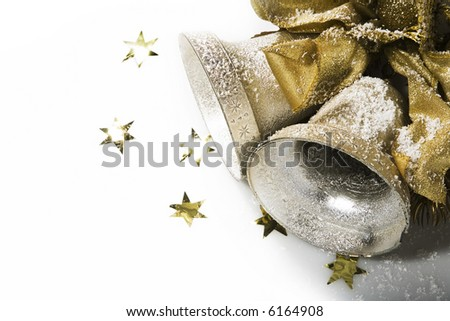 Christmas Bells - stock photo