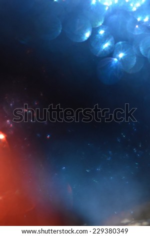 christmas bokeh background for the great holiday at all time. - stock photo