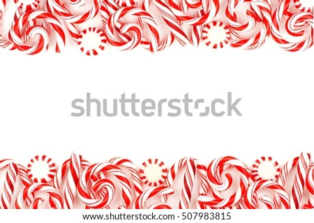 Candy Cane Border Stock Images, Royalty-Free Images & Vectors ...