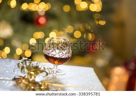 Christmas Celebration - stock photo