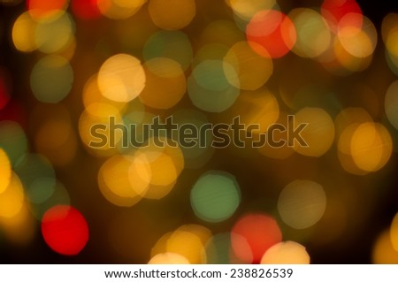 Christmas colorful background