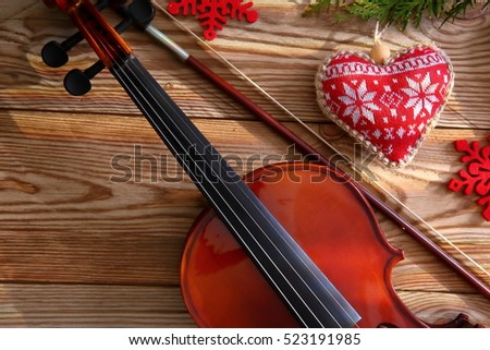 Christmas compositions
